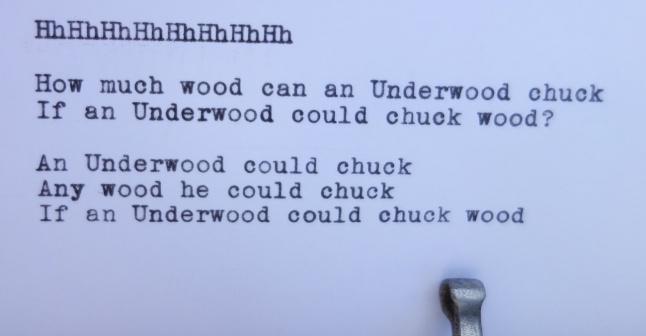 underwoodChuck